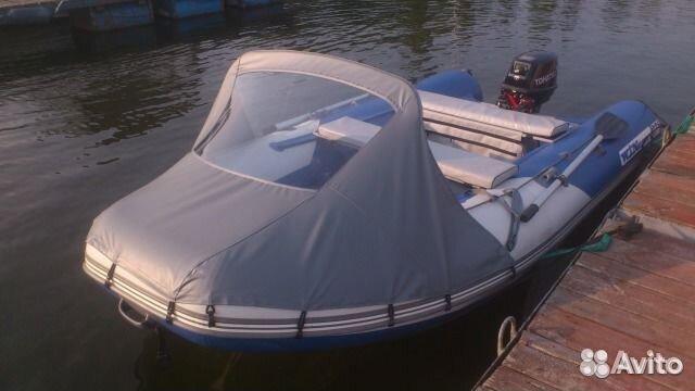 лодка winboat 375rf sprint