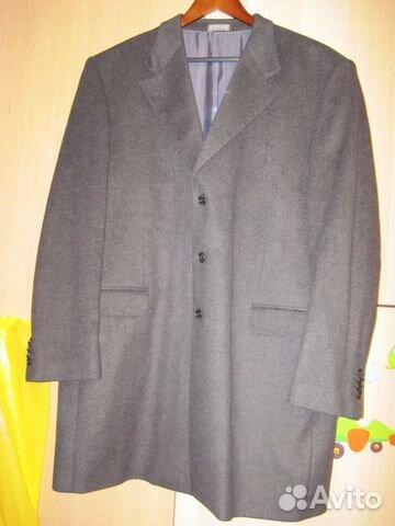 7723785d0b57 Новое демисезонное пальто fetro, 58-60   Festima.Ru - Мониторинг ...