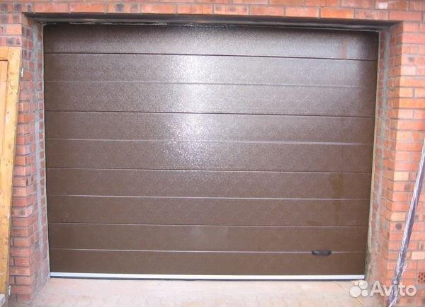 установить подъёмные ворота для гаража в красноярске цены