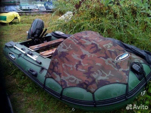лодки резиновые с мотором в новосибирске