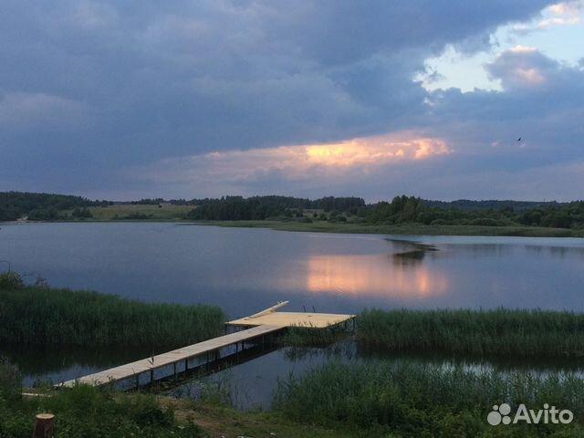 Отдых на озере пениснарь смоленский район