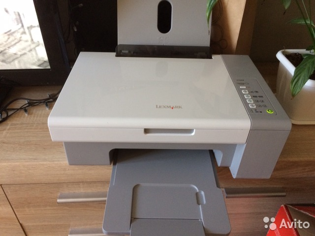 lexmark x2500 printer software