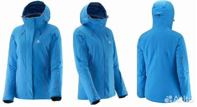 c992adf6852f Женская горнолыжная куртка Salomon icestorm J W купить в Москве на ...