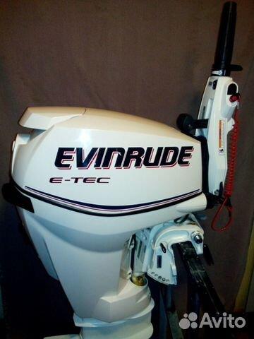 лодочные моторы бу эвинруд на авито