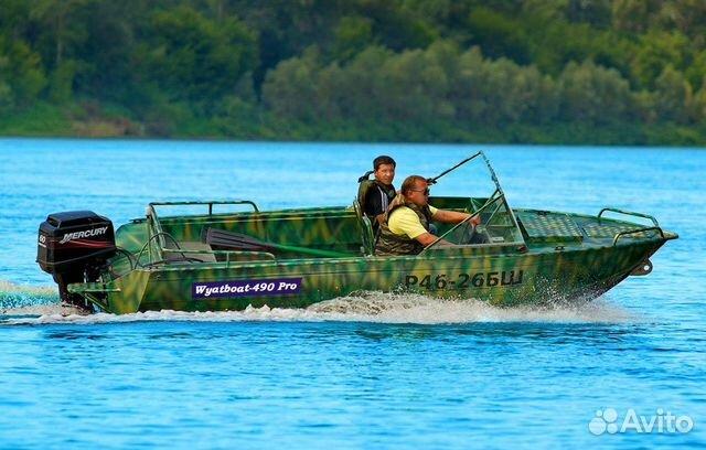 катер лодка в архангельске