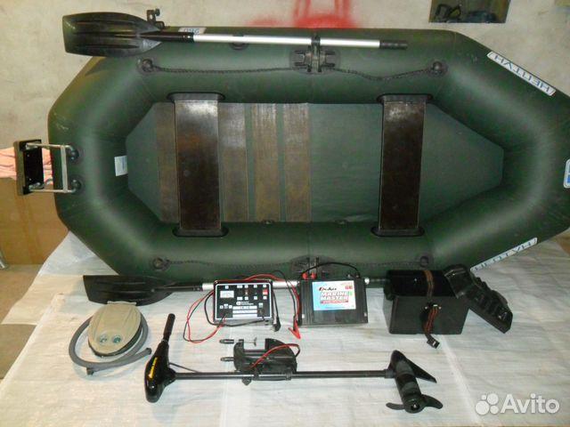 авито электромоторы на надувную лодку