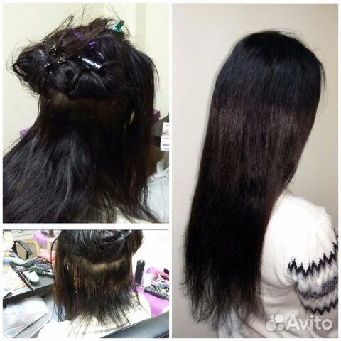 Волосы на заколках купить нижний новгород
