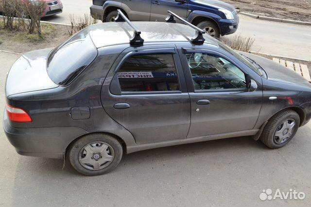 отопительная система на авто фиат альбея