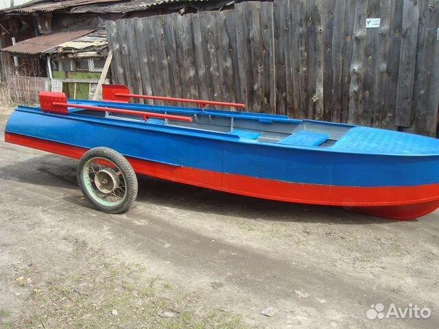 купить лодку в коле