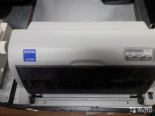 EPSON LQ-630S PRINTER DRIVER DOWNLOAD