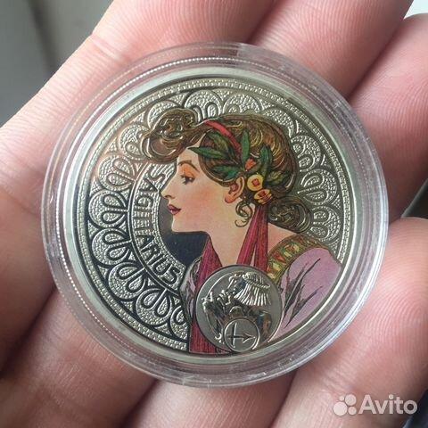 купить монеты со знаком зодиака стрелец