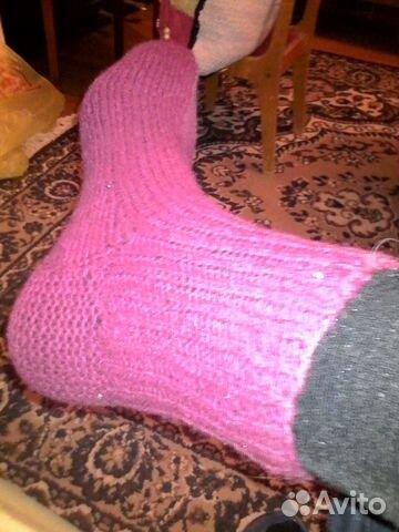 вязаные носки 38 размер купить в кировской области на Avito