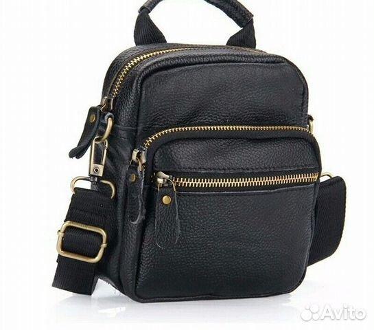 77662607d019 Мужская сумка (новая) купить в Краснодарском крае на Avito ...