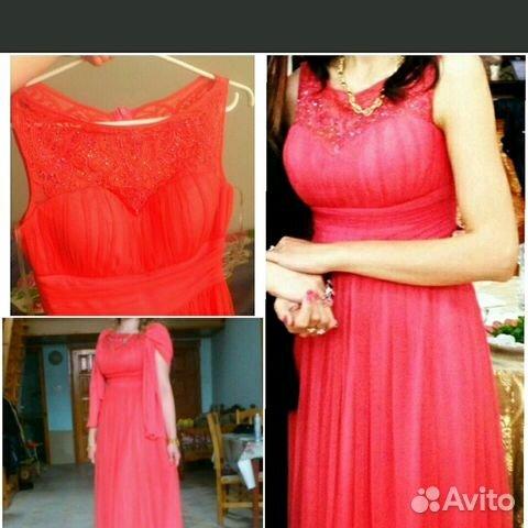 Авито платье размер 38