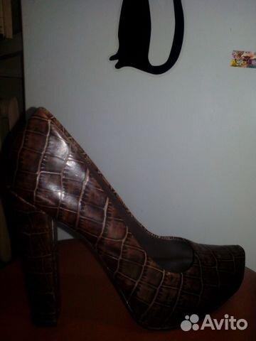 Schuhe Leder neue