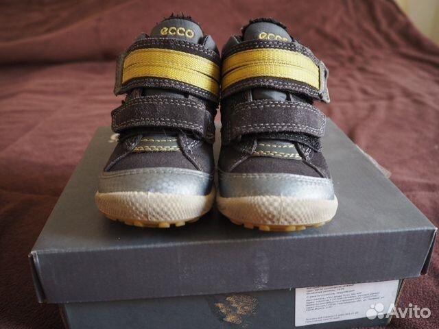 famous brand online for sale on sale Утепленные ботинки Ecco Biom 23 р-р