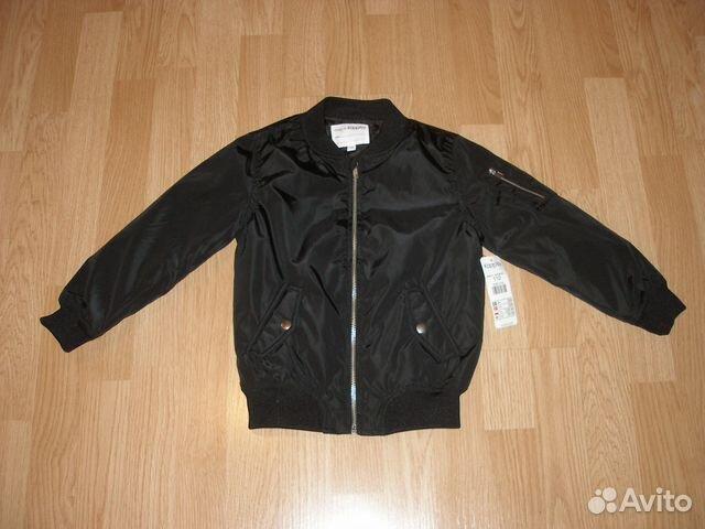 0a3ef130 Новая утепленная куртка-бомбер 110 Швеция KappAhl купить в Санкт ...