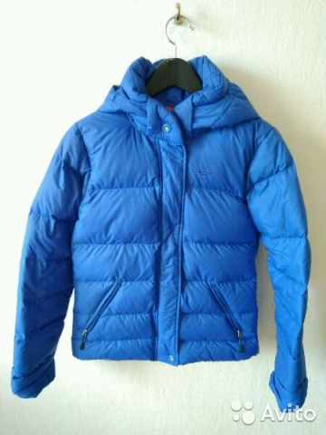 c051ef9a Пуховая куртка Nike   Festima.Ru - Мониторинг объявлений