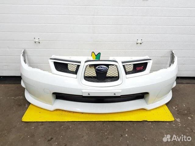 89625003353 Бампер передний Subaru Impreza, EJ20