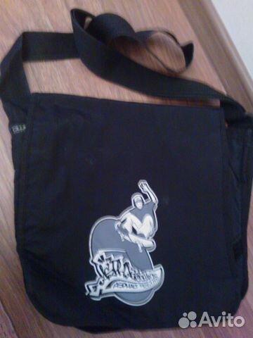 12ba9a1b3bad Две молодежные сумки,сумка-портфель купить в Москве на Avito ...
