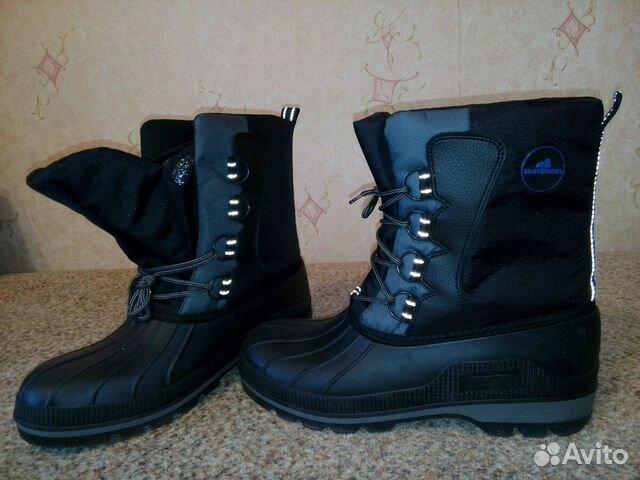 Ботинки для охоты и рыбалки купить в Челябинской области на Avito ... b8b01101c0a16