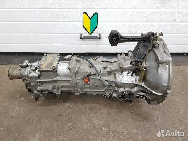 89625003353 Коробка механическая Subaru Impreza, EJ20G