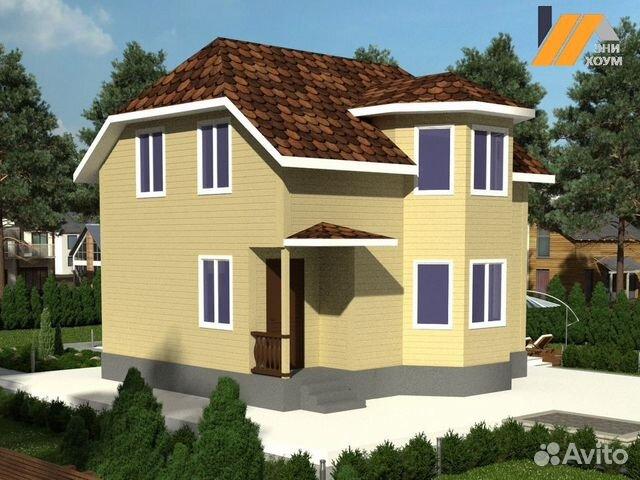 купить дом в самарской обл на авито с фото