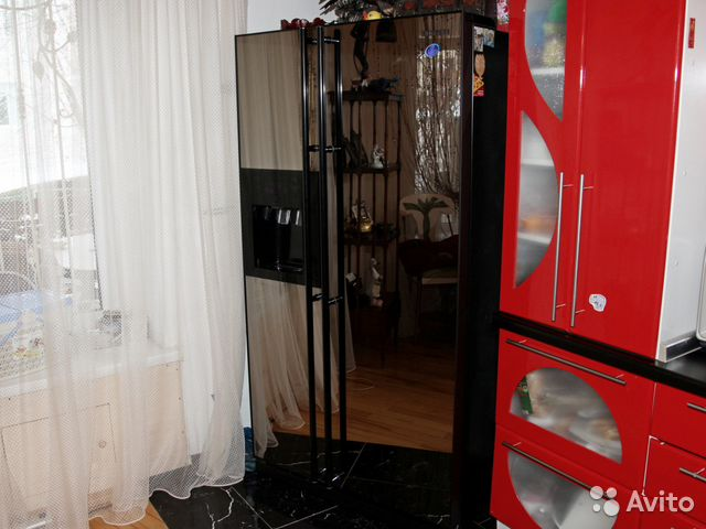 Daewoo Kühlschrank Side By Side : Холодильник side by side samsung rs nrua j festima