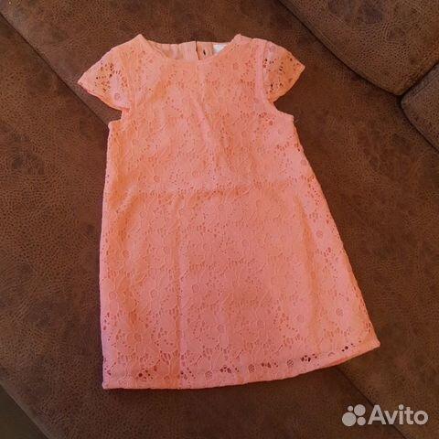Кружевное новое платье  290042136ea1f