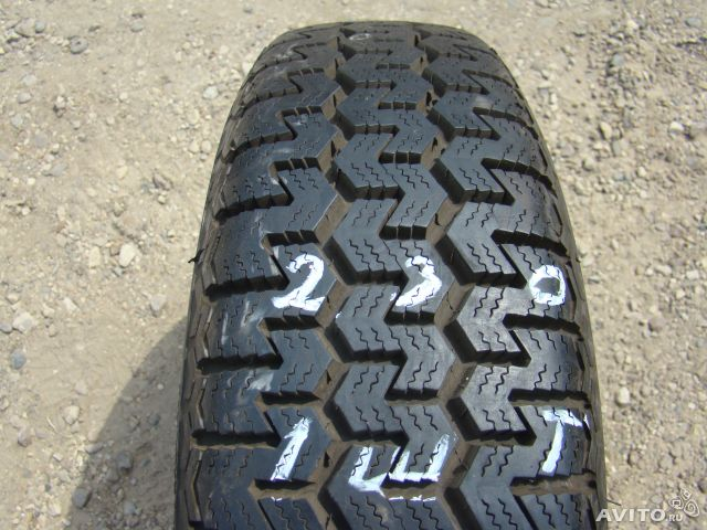 175 SR14 michelin XZX— фотография №1