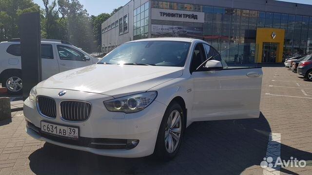 BMW 5 серия GT, 2012 89062312388 купить 5