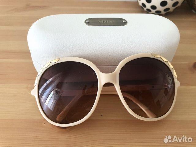 Солнцезащитные очки Chloe   Festima.Ru - Мониторинг объявлений 165bdf72924
