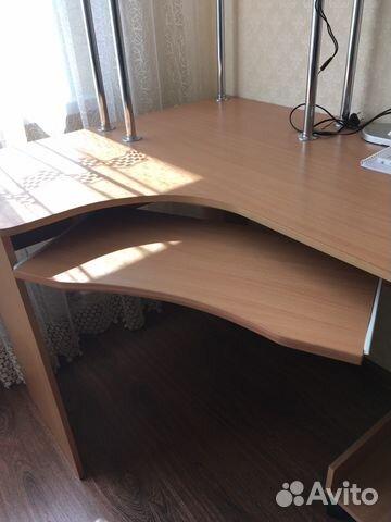 Компьютерный стол 89603792800 купить 2
