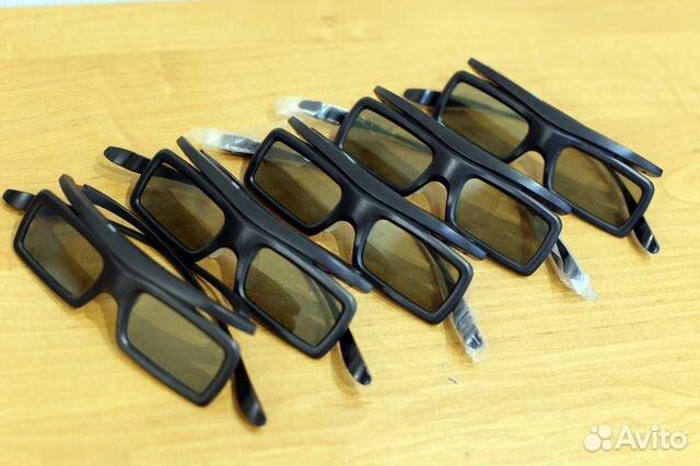 3D очки SAMSUNG 89005647771 купить 3