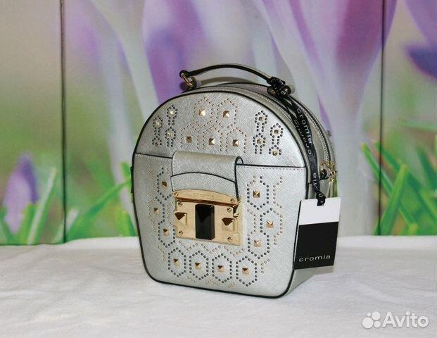 cbddf894ad3d Новая женская сумка Оригинал Cromia Италия из нату | Festima.Ru ...