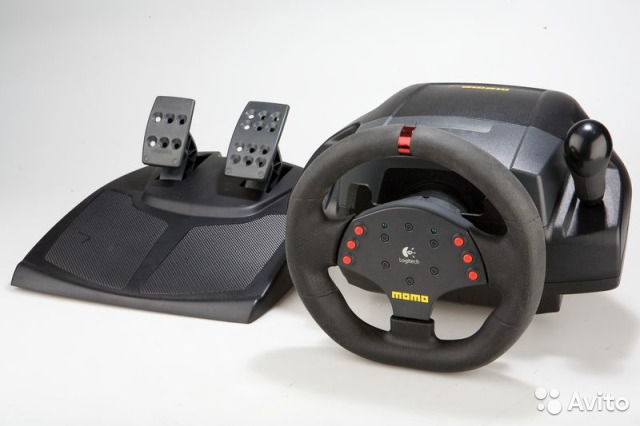 LOGITECH MOMO RACING FORCE FEEDBACK WHEEL DRIVERS FOR WINDOWS 8