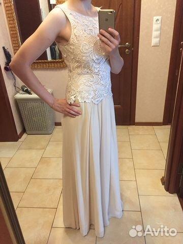 330846f87d8 Продам вечернее (свадебное) платье купить в Московской области на ...