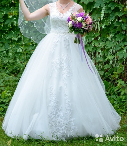 Платье свадебное 89040337913 купить 1