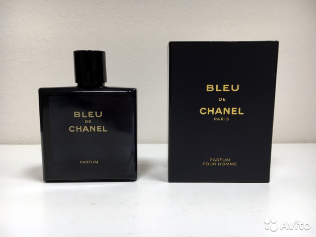 Chanel Bleu De Chanel Parfum 100 Ml купить в челябинской области