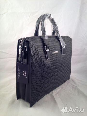 40ce2ba6807e Мужской портфель, чемодан Mont Blanc арт.9011-2   Festima.Ru ...