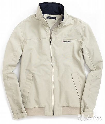 Куртка ветровка Tommy Hilfiger size L  9a4ff3e812efe