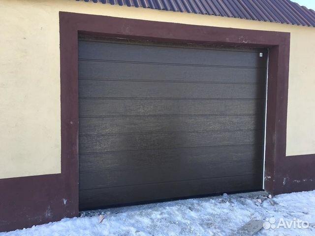 Ворота для гаража купить на авито купит гараж в краснодаре