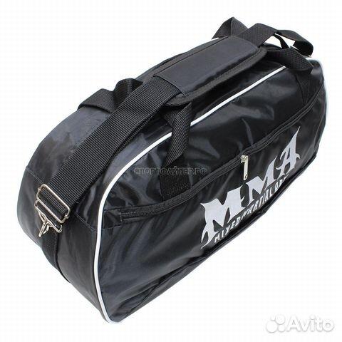 84a62b40601b Спортивная сумка MMA - чёр купить в Санкт-Петербурге на Avito ...