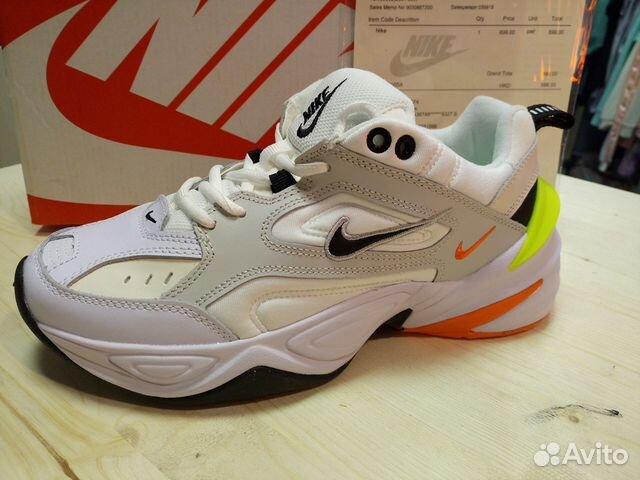 0d51f5b8 Белые кроссовки Nike M2K Tekno AV4789-004 | Festima.Ru - Мониторинг ...