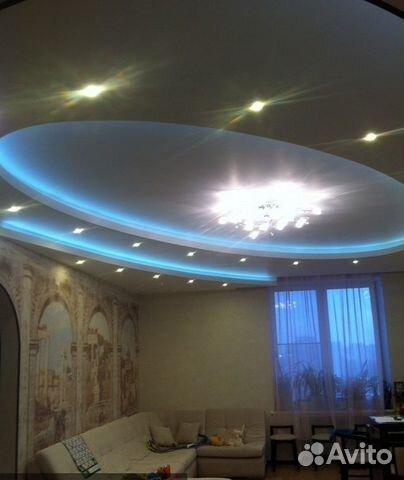 Продается четырехкомнатная квартира за 45 000 000 рублей. ул. Сумской проезд д. 12к3.