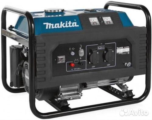 Генератор бензиновый makita eg 6050a стабилизатор для повышенного напряжения