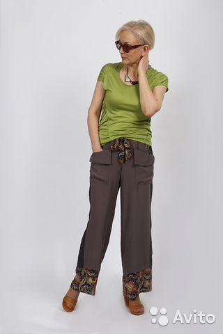 799c6b8cc4d550 Дизайнерские брюки | Festima.Ru - Мониторинг объявлений