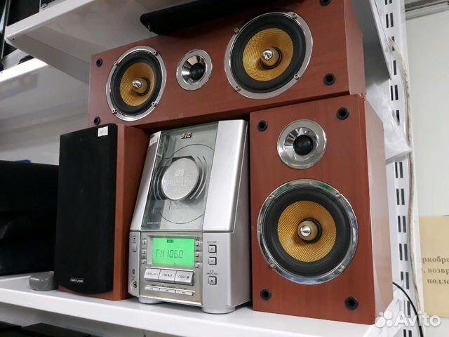 Центр JVC MX-J550R   Festima.Ru - Мониторинг объявлений 0d0d8fe62f9