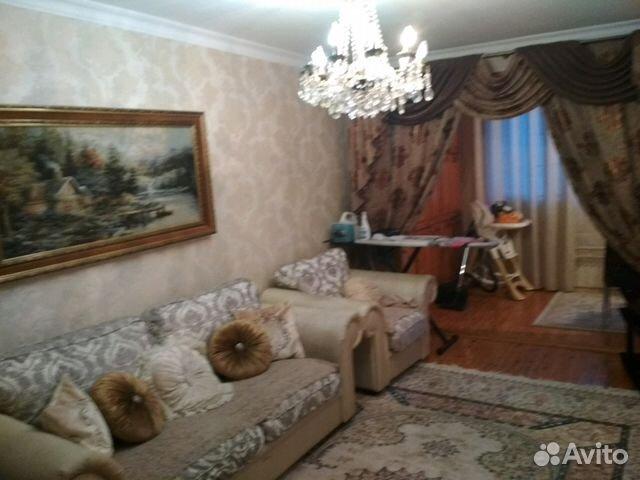 4-к квартира, 74 м², 4/5 эт. 89284201128 купить 2
