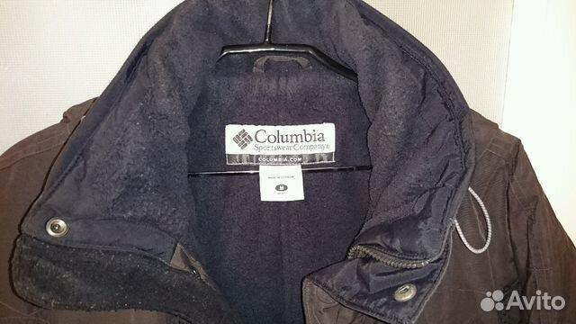 a65f1a5e75d Куртка мужская Calumbia оригинал - Личные вещи